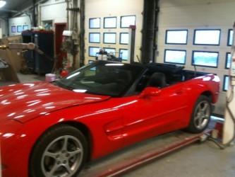 Chevrolet Corvette 2004
